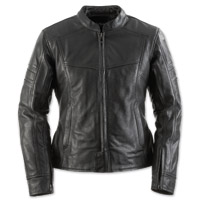 Black Brand Women's Eternity Brown Leather Jacket