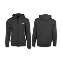 Highway 21 Men's Industry Black Hoodie