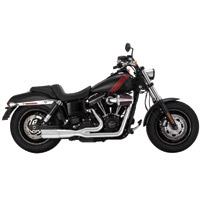 Vance & Hines Hi Output 2 Into 1 Chrome Short