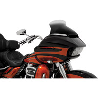 Memphis Shades 8-1/2″ Ghost Spoiler Windshield