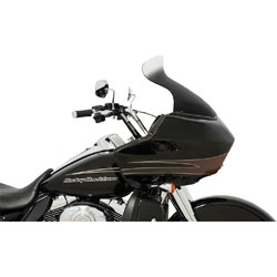 Memphis Shades 11-1/2″ Ghost Spoiler Windshield