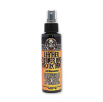 Hog Wash 4oz Leather Cleaner & Protectant