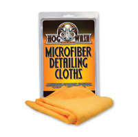 Hog Wash Microfiber Detailing Cloths