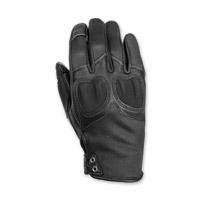 Highway 21 Women's Vixen Black Leather Gloves