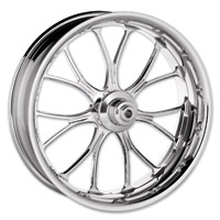 Performance Machine Heathen Rear Wheel Chrome 18