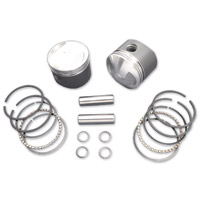 Moly Coated Piston Kit
