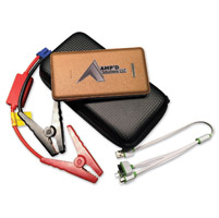 Amp'd Solutions Gold Ultra-Slim Jump Starter