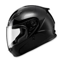 GMAX FF49 Solid Gloss Black Full Face Helmet