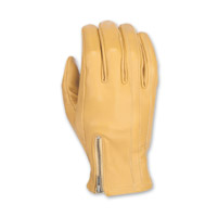 Highway 21 Men's Recoil Tan Leather Gloves