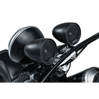 Kuryakyn Road Thunder Speaker Pod Kit by MTX