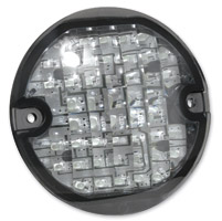 Kuryakyn LED Smoked ECE Compliant Single Circuit Turn Signal Inserts