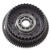 V-Twin Manufacturing Replica Clutch Drum