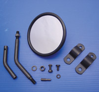 V-Twin Manufacturing Spring Fork Mirror