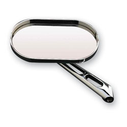 Kuryakyn Magnum Chrome Large Head Mirror