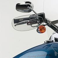 National Cycle Mirror Mount Hand Deflectors