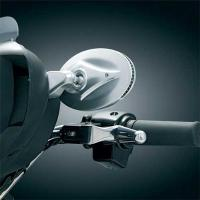 Kuryakyn Chrome Batwing Fairing Blind Spot Mirrors