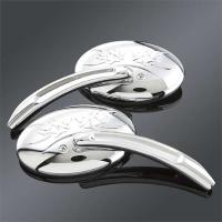 J&P Cycles® Tribal Design Mirrors