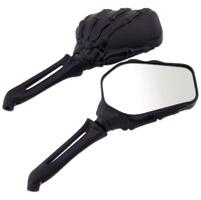 Milwaukee Twins Black Hand Bone Mirror