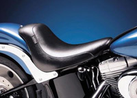 Le Pera Silhouette Solo Seat with Gel Insert