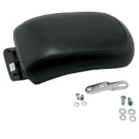 Le Pera Silhouette Smooth Passenger Seat with Biker Gel