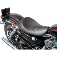 Danny Gray Weekday Solo Seat with Flame Stitching