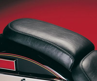 Le Pera Silhouette Passenger Seat with Biker Gel