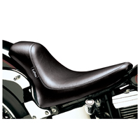 Le Pera Silhouette Smooth Bullet Solo Seat