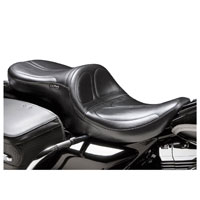 Le Pera Maverick Stitch Seat with Gel Insert
