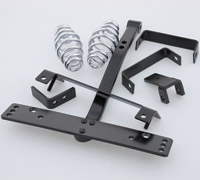 J&P Cycles® Solo Seat Mounting Kit