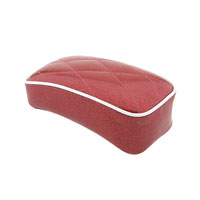 Le Pera Red Metal Flake Passenger Seat