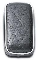 Le Pera Gray Metal Flake Passenger Seat
