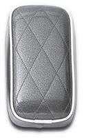 Le Pera Silver Metal Flake Pasenger Seat