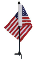 Rumbling Pride Badge Antenna Flag Mounting System