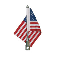 Rumbling Pride Square FDBM Flag Mounting System