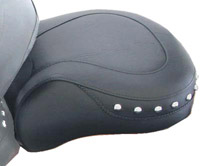 Mustang Studded and Recessed Sport Touring Passenger Seat