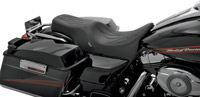Drag Specialties Predator 2-Up Custom Flame Stitch Seat