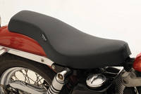 Drag Specialties Smooth Spoon Style Seat