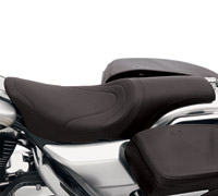 Drag Specialties Predator Seat with Mild Stitch