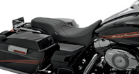 Drag Specialties Spoon-Style 2-Up Seat with Mild Stitching
