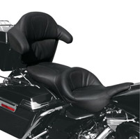 Saddlemen Road Sofa Deluxe Touring Seat with Tour Pak Pad