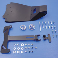Solo Seat Mount Kit for Late Model FXD Wide Glide