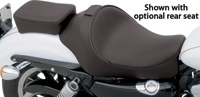 Drag Specialties Solo Seat Smooth