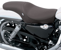 Drag Specialties Predator Seat with Smooth Design