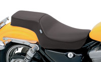 Drag Specialties Predator 2-Up Seat Smooth