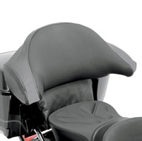 Saddlemen Tour Pak Backrest Pad Cover