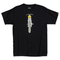 Biltwell Inc. Men's Chopper Black T-Shirt
