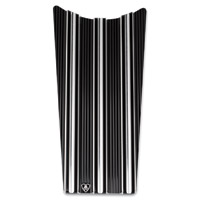 Arlen Ness 10-Gauge Dash Insert Black