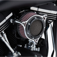 Cobra RPT Air Cleaner Kit Black/Chrome