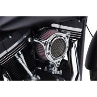 Cobra RPT Air Cleaner Kit Chrome/Chrome