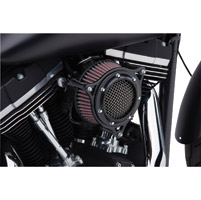 Cobra RPT Air Cleaner Kit Black/Black